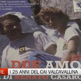 Trescore Balneario, i 25 anni del CAI Valcavallina