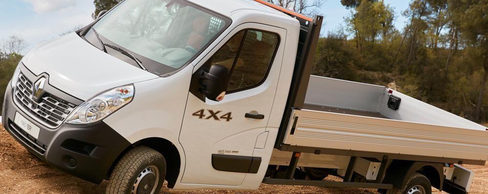 Veicoli commerciali Renault Parte il Business Booster Tour