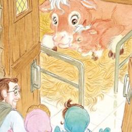 Nuove storie con Michelle Hunziker I racconti della sua infanzia svizzera