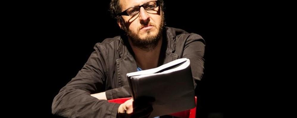Al teatro Sociale   Prima nazionale di «Ivan»