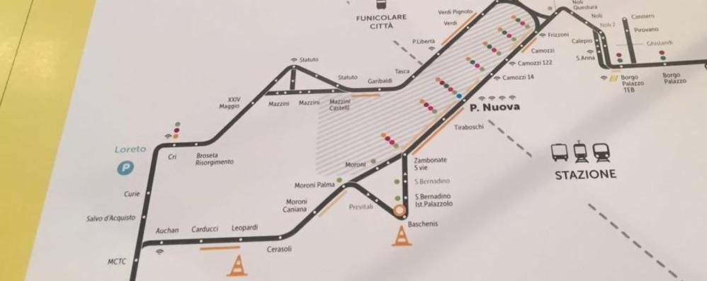 Ecco il nuovo metrobus di Bergamo Scopri percorsi, orari e nuove corsie