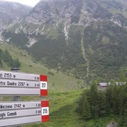 Valorizzazione dei sentieri montani Dalla Regione 1,2 milioni di euro