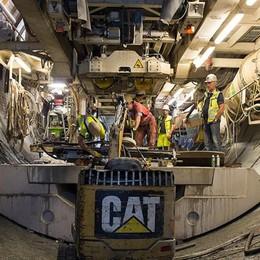 C'è un po' di Bergamo nel super tunnel Colosio, lavoro da 2 milioni al Brennero