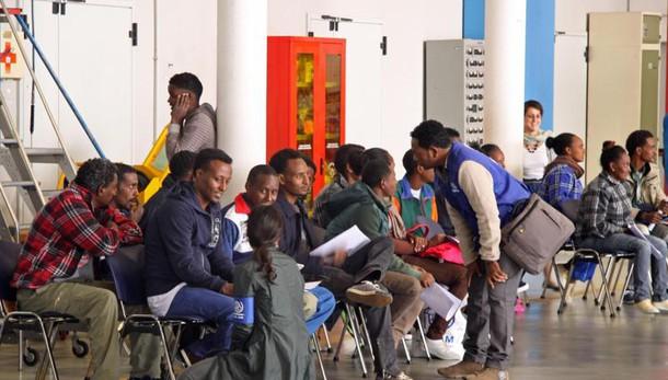 Garante minori sequestrata da migranti