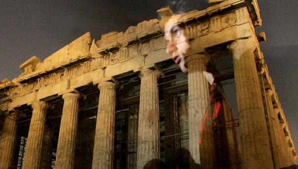 Gucci su Acropoli di Atene? No da Grecia