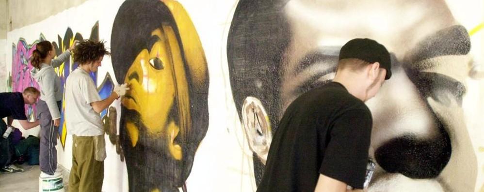Murales al Polaresco, concorso di writers Il Comune mette in palio 900 euro