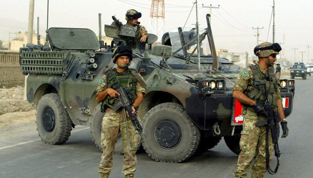 Nato, invio soldati è parte contributo