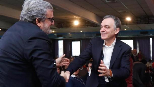 Pd: Emiliano e Speranza con Rossi a Roma