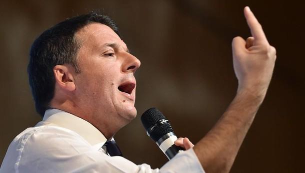 Renzi, con congresso salta voto a giugno