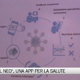 Clicca il neo, una app per la salute