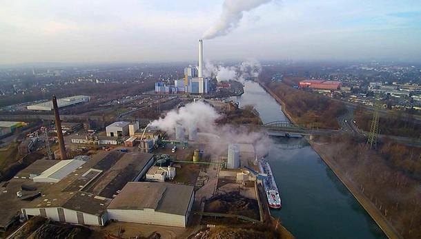 Germania: nube tossica da fabbrica