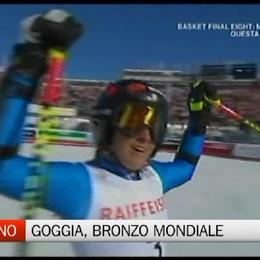 Sci alpino, Goggia bronzo mondiale in Gigante