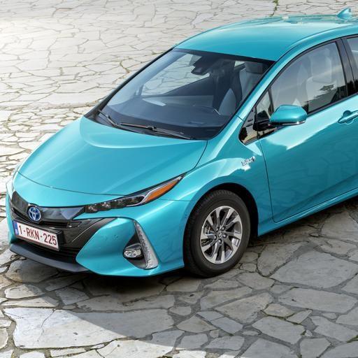 Pannello Solare Sul Tetto : Toyota prius elettrica pannello solare sul tetto motori