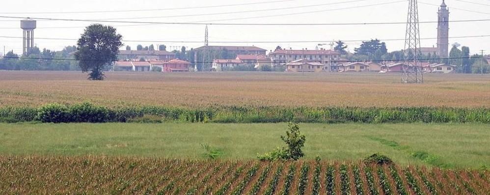 Autostrada Bergamo-Treviglio Proposta della Provincia: comuni divisi