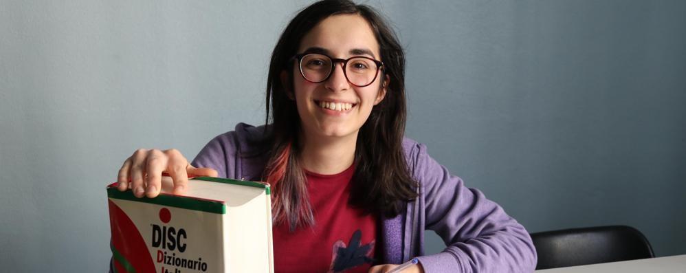 Oro alle olimpiadi di italiano «Il mio segreto? Divoro libri»