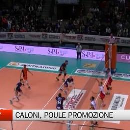 Volley, Caloni Agnelli Olimpia - Santa Croce 3-0