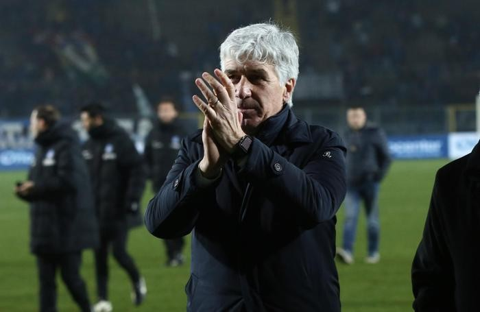 Gian Piero Gasperini ANSA/PAOLO MAGNI