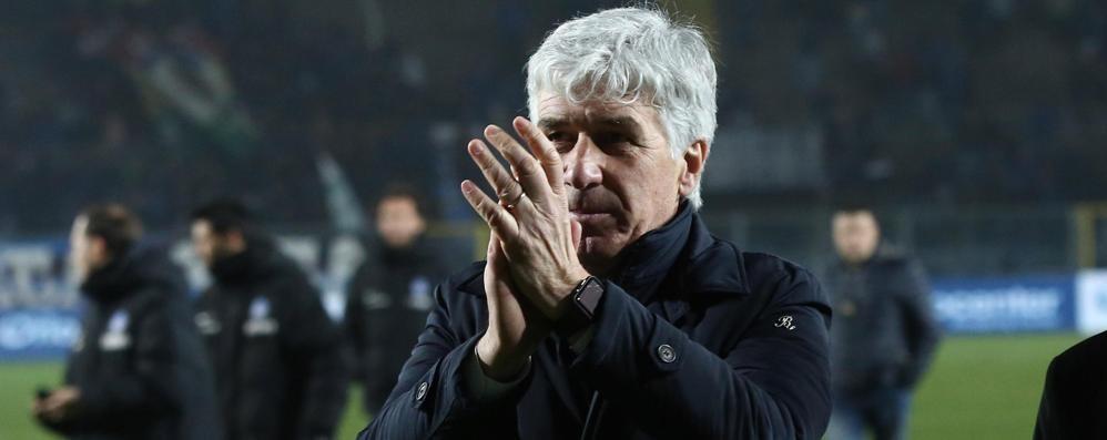 Gasperini: Napoli, Fiorentina e Inter?  «Mi piacerebbe vincerle tutte»