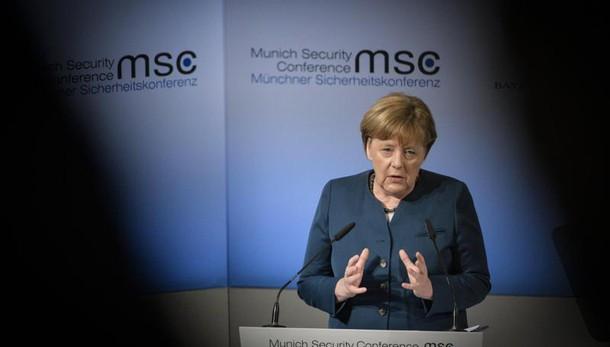Merkel, rafforzare Ue, Nato e Onu