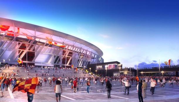 Stadio Roma: proponenti, azioni a tutela