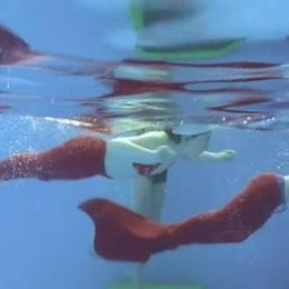 Vuoi nuotare come una«sirenetta»? In piscina a Stezzano c'è un corso
