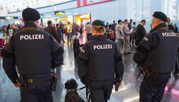 Austria, italiano ricercato per omicidio