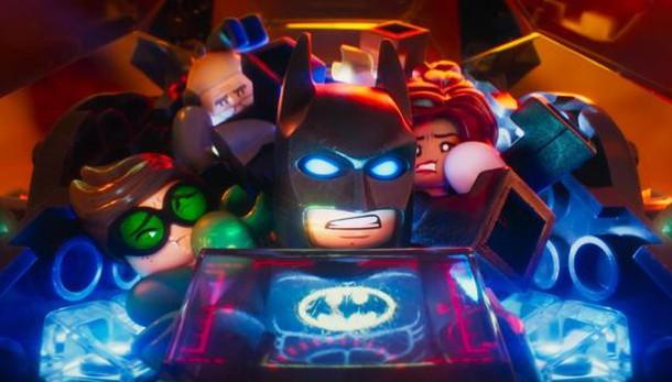 Box office Usa, Lego Batman sempre primo