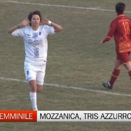 Calcio femminile, Mozzanica - Roma 2-0