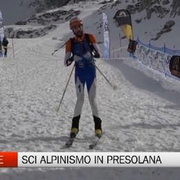 Colere, Lanfranchi vince la Ski Alp3 Presolana