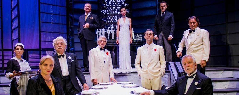 «Dieci piccoli indiani» al Donizetti Il capolavoro della Christie a Bergamo