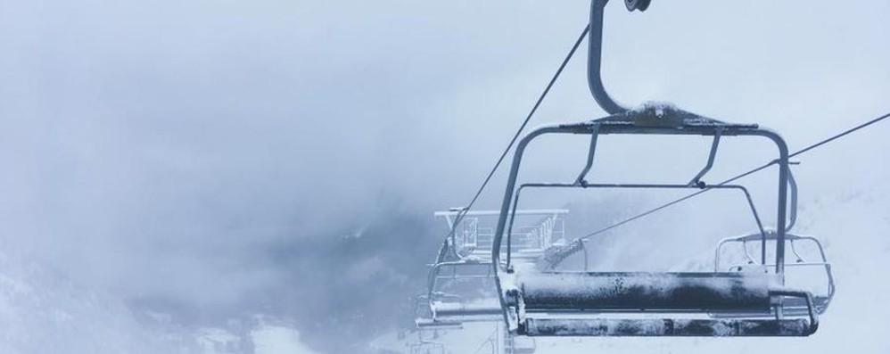 Fiocchi sopra i 1.500 metri Previsto weekend di pioggia e neve