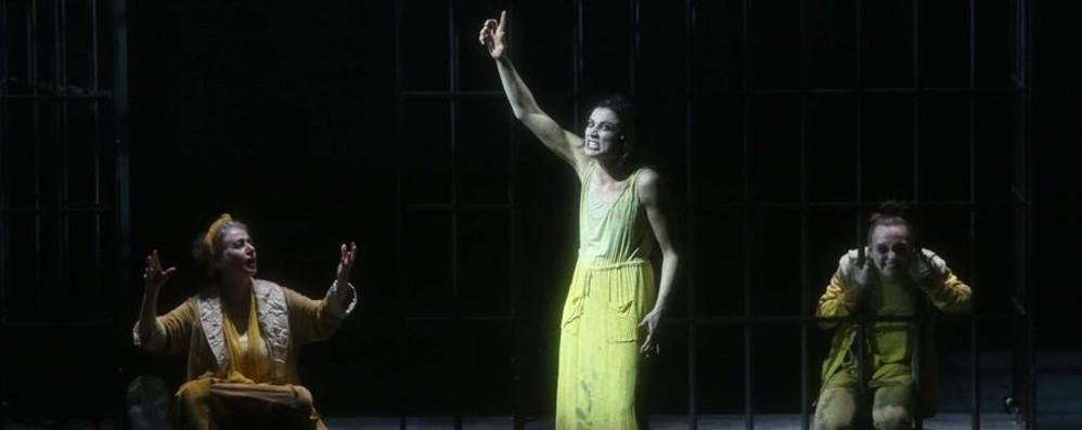 Gasmann e Foglietta portano a teatro la vita «vera» di Alda Merini