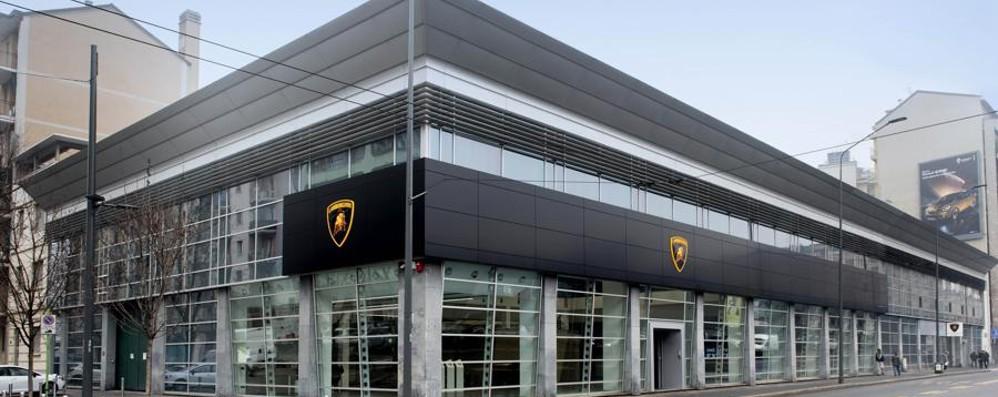 Lamborghini sbarca a Milano E sceglie Bonaldi come partner ...