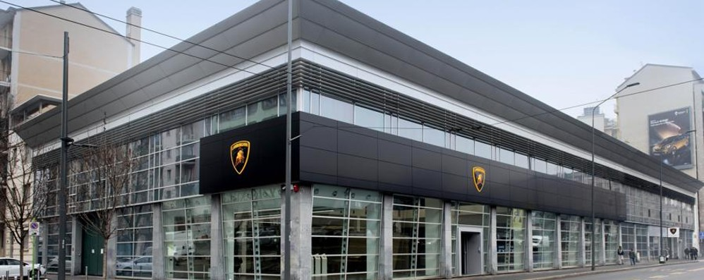 Lamborghini sbarca a Milano E sceglie Bonaldi come partner