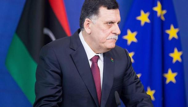 Libia: Serraj atteso a Roma