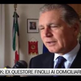 MaxWork: l'ex questore Finolli finisce ai domiciliari