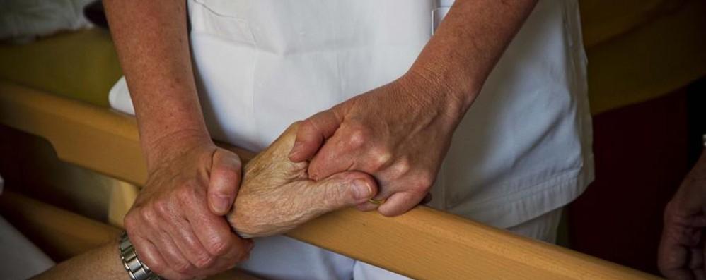 Sanità, malati terminali  50mila euro per le cure palliative