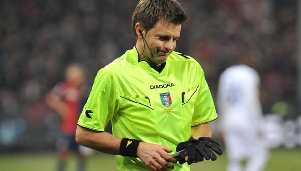 Serie A: Juve-Inter affidata a Rizzoli