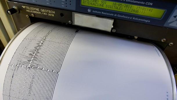 Sisma magnitudo 4.4 tra Macerata-Perugia