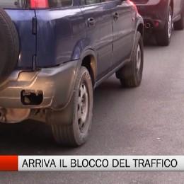Smog da record a Bergamo. Scatta il blocco