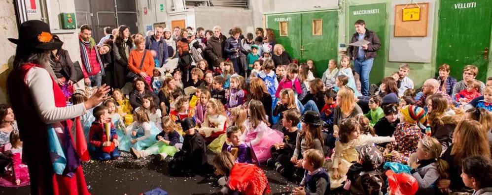 Donizetti E Sociale Aprono Le Porte Al Carnevale Dei Bambini