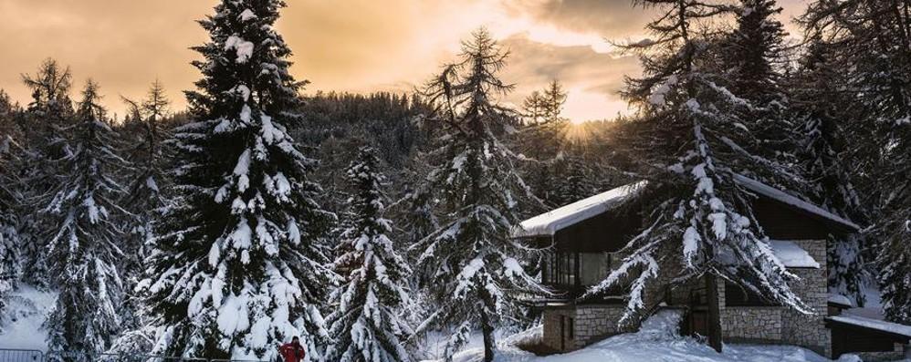 Val di Non & Val di Sole Ciaspole e sci a colazione