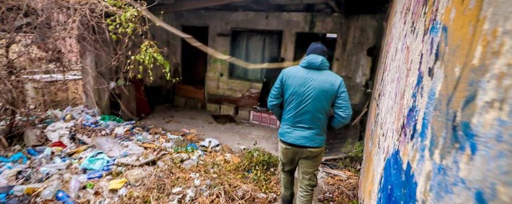 Vandalismi e degrado, non solo Celadina A Bergamo 58 aree dismesse – Video