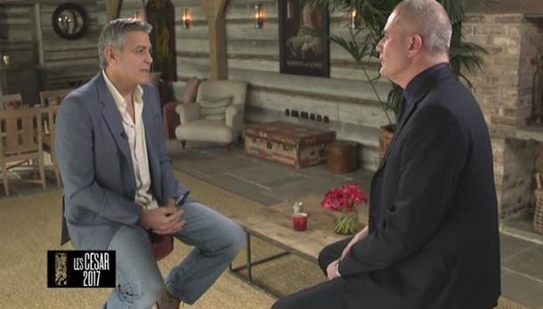 Clooney, paternità una grande avventura