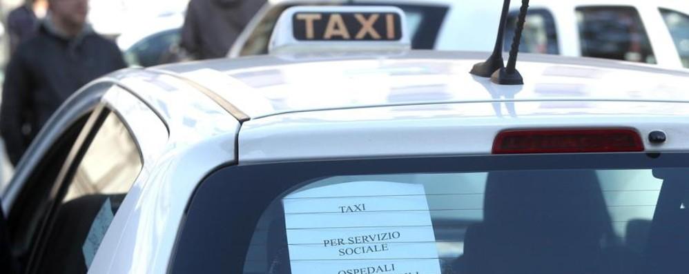 La guerra dei taxi Il mercato da regolare
