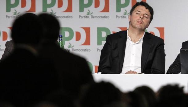 Pd: Renzi, dolore per adii,ma ora avanti