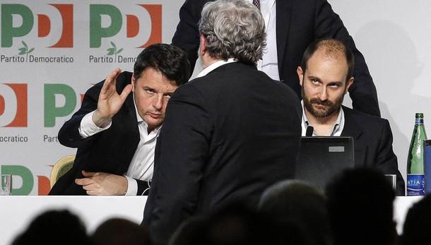 Renzi, indietro lancette politica