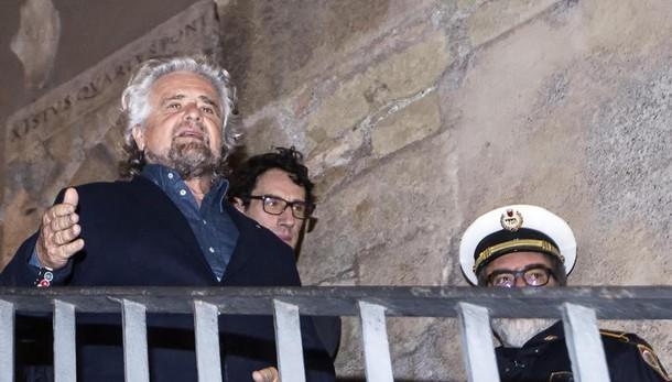 Roma: Grillo, errori, ma andiamo avanti