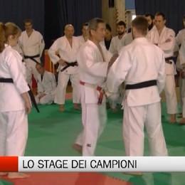 Body Park Judo Bergamo, lo Stage dei Campioni