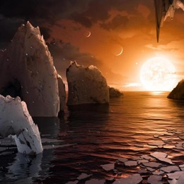 La Nasa, scoperta eccezionale «Sette nuovi pianeti simili alla Terra»